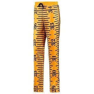 Adidas ObyO JS Jeremy Scott Tape Measure Track Pant size L X29849