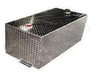 NEW 110 Gallon DOT Alum. Rectangular Fuel Transfer Tank