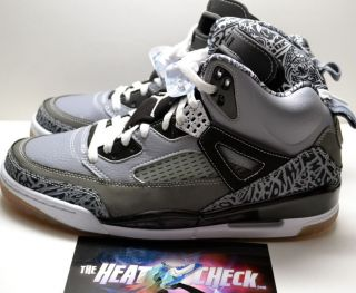 AIR JORDAN COOL GREY SPIZIKE SIZE 9 DEADSTOCK