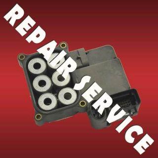EBCM ABS MODULE CHEVROLET GM GMC TRUCK SUV REBUILD REPAIR SERVCIE 99