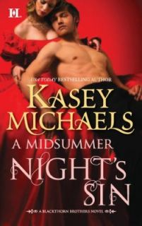Midsummer Nights Sin by Kasey Michaels 2011, Paperback