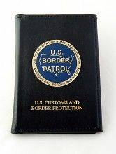 Badge & Credential Case (3.5 x 5) w/Choice of Agency Medallion