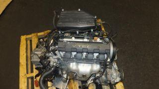 JDM Honda Civic Vtec 1.7L D17A 1.7 Engine Automatic Transmission D17A2