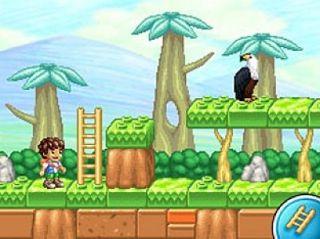 Mega Bloks    Diegos Build and Rescue Nintendo DS, 2010