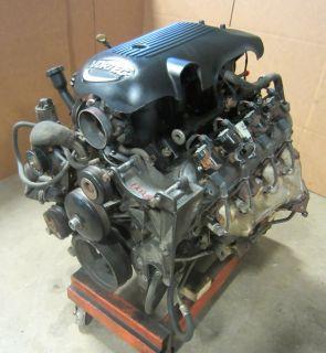 LS Chevy Silverado Suburban GMC Sierra Yukon 6.0 Engine LQ4 128K Miles