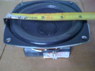 Acoustic Research 38B mid range speaker ( One needs to refoarm )