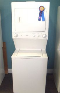 maytag stackable washer dryer apartment size google