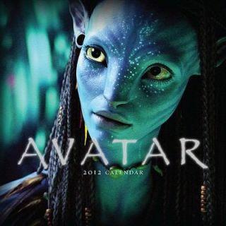 Avatar 2012 Wall Calendar by Twentieth Century Fox 2011, Calendar