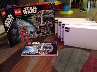 LEGO Star Wars Set 10188 Rare UCS Death Star No Minifigures Never