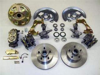 Pontiac Ventura & Chevy Nova Power Disc Brake Kit (Fits Nova)