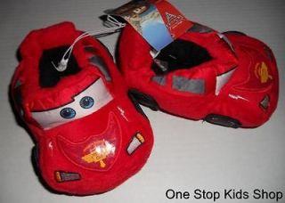 MCQUEEN oddler Boys 5 6 7 8 Shoes SLIPPERS Socks CARS Disney