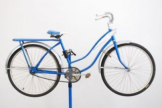 Vintage Hawthorne Ladies Cruiser City Bicycle Bike Step Through Steel