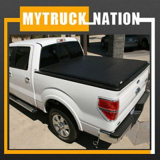 2004 2012 Ford F 150 6.5 Styleside Bed Hidden Snap Tonneau Cover