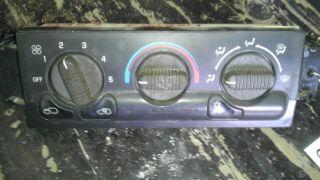 2000 2001 2002 Chevy Silverado YUKON TAHOE Sierra A/C & Heater
