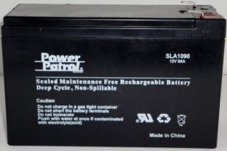 12V 9Ah Sealed Lead Acid Deep Cycle Battery AGM 1 Year Warranty Fast