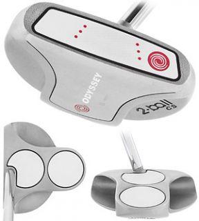 Odyssey White Hot XG 2 Ball CS Putter Golf Club
