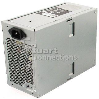 Dell XPS 730 730x 1000 Watt Power Supply PSU U662D No Wire Harness