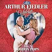 An Arthur Fiedler Valentine by Boston Pops Orchestra CD, Jan 2001, RCA