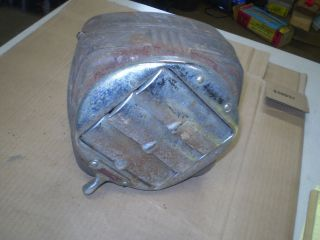 1930 40s FORD CHEVY MOPAR HEATER ARVIN CHROME FACE GREAT FOR HOT RODS