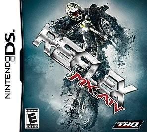 MX vs. ATV Reflex (Nintendo DS, 2009) new sealed