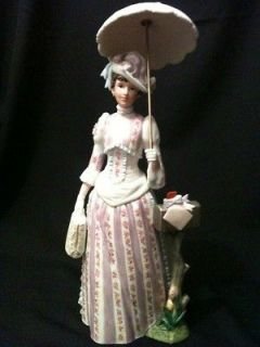 AVON PRESIDENTS CLUB 1996 MRS. ALBEE AWARD FIGURINE EXCELLENT
