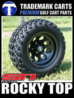 CLUB CAR PRECEDENT GOLF CART 6 LIFT KIT & 10 WHEELS/22 TIRES COMBO