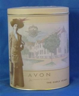 avon presidents club collectibles