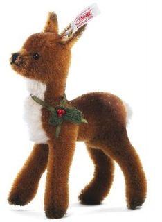 STEIFF Mohair Fawn   Baby Deer EAN 036705 LTD 1500