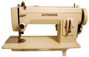 AlphaSew PW400 9x5Arm Straight Stitch Metal Portable Walking Foot