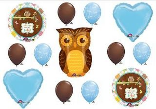 owl baby shower decorations in Home & Garden