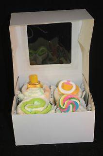 Baby Girl Diaper Cupcakes, Baby Boy Diaper Cupcakes, Diaper Cake, baby