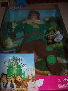 Barbie Ken as Scarecrow Wizard of Oz Series from 1999