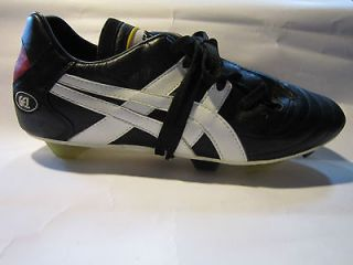 ASICS SOCCER SHOES FIRM GROUND BRAND NEW IN BOX MADE IN ITALY