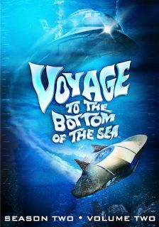 Voyage to the Bottom of the Sea   Season 2 Vol. 2 DVD, 2009, 3 Disc