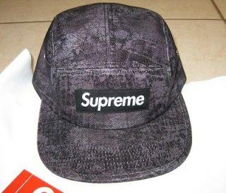 Supreme Camp Cap (Croc, Black), Element, WeSC, Thunder Tee Shirts (M