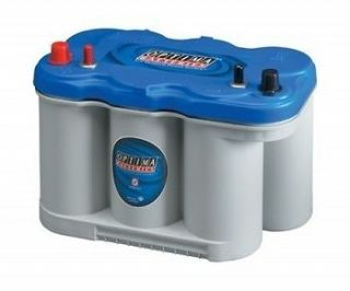 Blue Top Deep Cycle Marine Battery D27M 8042 140 SC27DM Boat Stereo