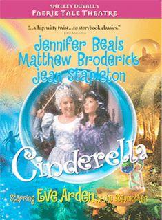 Faerie Tale Theatre   Cinderella DVD, 2004