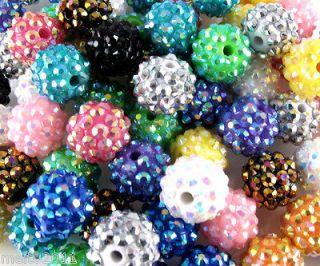4pcs Gray Craft Basketball Wives Earrings Hoop Spacer Mesh 16mm Beads