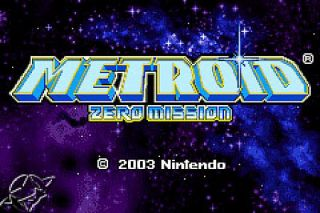 Metroid Zero Mission Nintendo Game Boy Advance, 2004