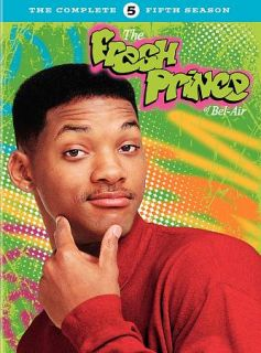 The Fresh Prince of Bel Air The Complete Fifth Season DVD, 2010, 3