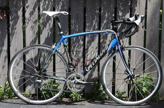2008 Specialized S Works Tarmac SL2 Carbon Road Bike Bicycle   58cm