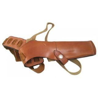 BIANCHI 12365 X15 LEATHER SHOULDER HOLSTER RIGHT HAND TAN COLT PYTHON