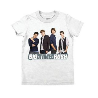 Big Time Rush Group T shirt #3