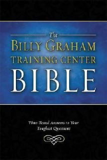 The Billy Graham Training Center Bible Time Tested Answers to Your