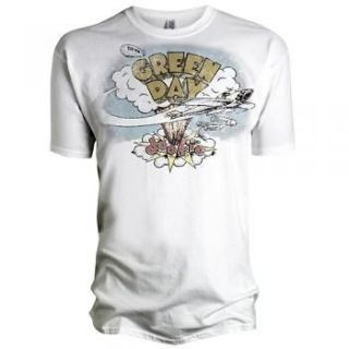 Green Day Dookie Vintage CD Cover Shirt SM, MD, LG, XL, XXL New