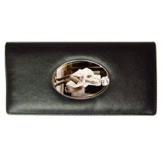 Marilyn Monroe 3 Ladies Long Wallet Gift Credit Card H