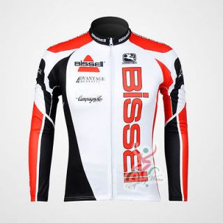 2013 Cycling bicycle bike outdoor Sports long sleeves Jersey Size M