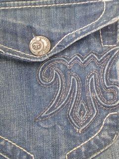 Brand New MEK Denim Mens Jeans Voyage Collection Straight Naples