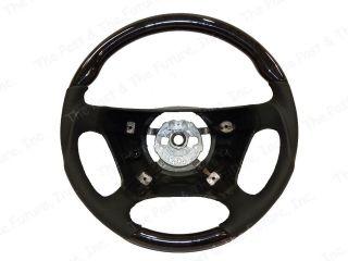 02 03 04 05 06 07 08 Mercedes Benz S W140 Steering Wheel Birdeye BK V2