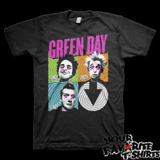 Green Day Spiral 4 Licensed Adult Shirt S XXL